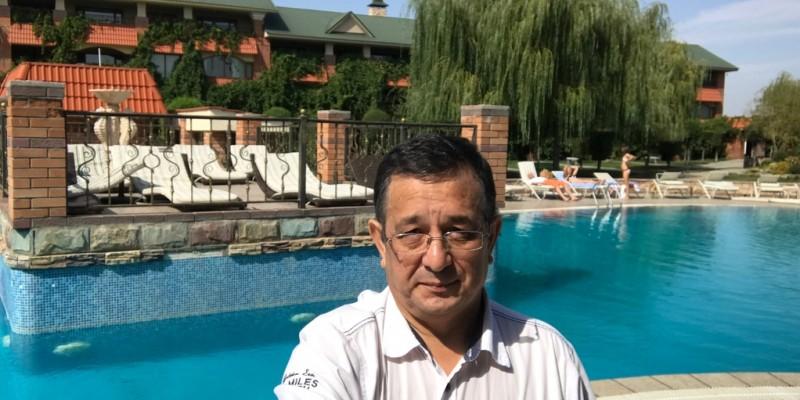 Доктор Оспанов: «Я благодарен жизни»